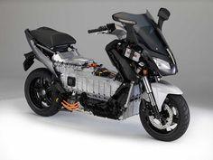 BMW C evolution                                                                                                                                                                                 Plus