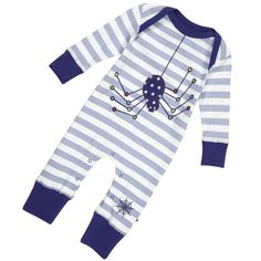 100/% Organic Cotton Unisex Red Elephant Piccalilly Soft Chemical Free Baby Sleepsuit with Feet