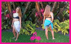 Perfect for a Florida day or going to the beach.  #twopinflamingos #style  #lovefl #loveflorida #livinginflorida #sarong #beach #summer #floridalife #staysalty #sunshinestate #love #travel #love #beautiful #fashion #girl