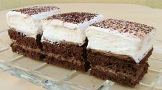 Lahodný smetanový dort s čokoládou! Pochutná si celá rodinka! | Milujeme recepty