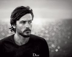 dior:  Discover the new Eau Sauvage Cologne.  The saga continues with Alain Delon…