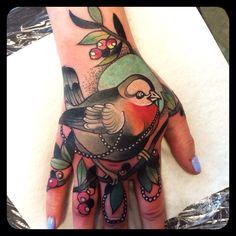 Tattoos and Art by Kari Grat