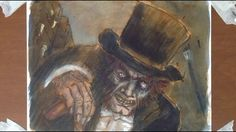 SPEED DRAWING HD: MR. HYDE (DRAWING TIME LAPSE)