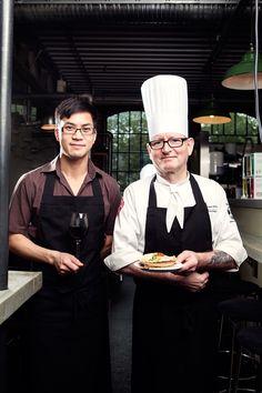 Kom innom for en unik og spennende matopplevelse, inspirert av de fantastiske streetfood-tradisjonenene i Asia!