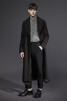 da856da1fc1 oki ni Fall Winter 2015 Menswear Styled Karl Morrall 002 Men Looks