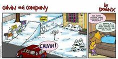 I love this fan comic Funny Cartoons, Funny Comics, Funny Memes, War Comics, Anime Comics, Hobbes And Bacon, Calvin And Hobbes Comics, 4 Panel Life, Teen Pictures