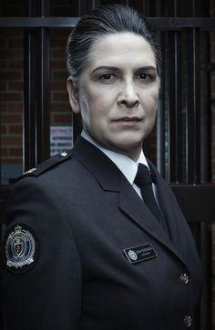 Pamela Rabe as Joan Ferguson - Wentworth