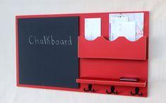 Chalkboard Mail Center