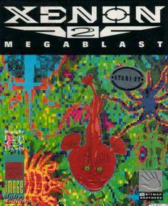 Atari ST Games - Xenon 2: Megablast
