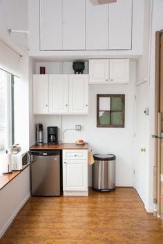 Kitchenette Studio225BK Brooklyn, New York.