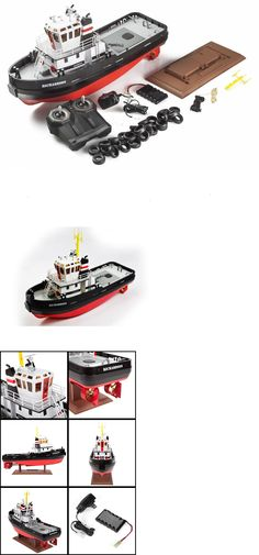 Remote-Controlled Toys 84912: Hobby Engine 0721 1 36 Richardson Tug Boat W Smoke Lights Horn 2.4Ghz R C - New -> BUY IT NOW ONLY: $279.95 on eBay!