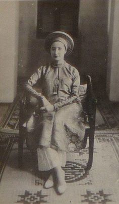 L'impératrice Nam Phuong Queen Nam Phuong King Bao Dai's wife The last queen in Vietnam
