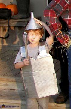 Easy tin man costume tutorial tin man costumes tin man and diy tin man costume my kids had a similar costume years ago solutioingenieria Choice Image