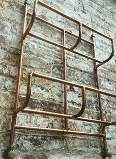 Hey, I found this really awesome Etsy listing at https://www.etsy.com/au/listing/479615179/copper-towel-rail