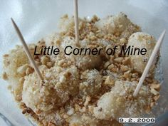 Little Corner of Mine: Microwave Muah Chee