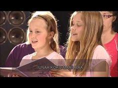 Siunaa koko maailmaa (laulu ja sanat) LAULA KANSSANI - YouTube