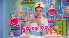 Enfermera Tania Kit de Aseo