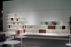 N.E.S. - NEVER ENDING STORY 2010 Manufacturer / MDF ITALIA<br>Not in production - Forniture