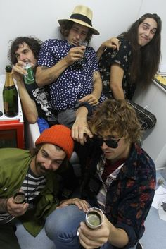 The Growlers Rock in Rio 2011