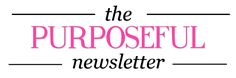 Sunpop Beauty Purposeful Newsletter: Issue #3!  Stressing about aging is aging your skin!