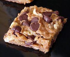 Texas cookies--bar cookies