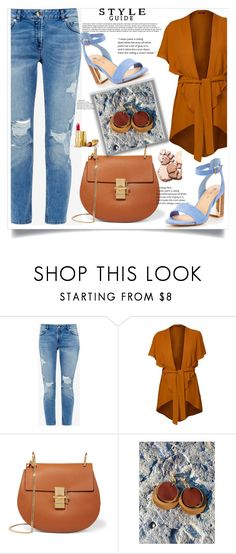 """""""LovelyHeartThings"""" by ramiza-rotic ❤ liked on Polyvore featuring Ted Baker, WtR and Chloé"""