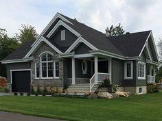 Empty-Nester House Plan Photo, 027H-0322