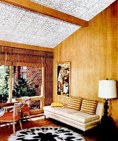 1950s interior design | house hunters/house hunters international