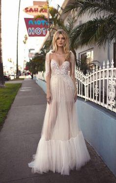 fc3090da1e3 Свадебные платья Berta Bridal  лучшие изображения (21)