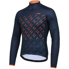 Wiggle Nederland | dhb Blok Diamond Roubaix fietstrui met lange mouwen Fietstruien met lange mouwen
