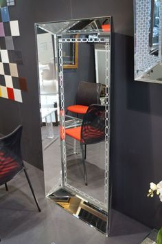 MIROIR MI-06   SZKLO-LUX Jaroslaw Fronczak - SZKLO - LUX Jaroslaw Fronczak   Gravure laser 3D à l'intérieur du verre Gravure Laser, 3d Laser, Interior Decorating, Glass, Wall, House, Furniture, Home Decor, Mirrors