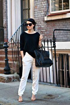 Modéstia e Pudor: Usando calças - dicas!