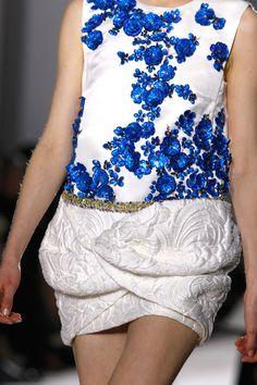 Giambattista-Valli Couture-2014 blue