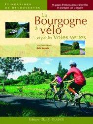 La Bourgogne à vélo... et par les voies vertes Les voies vertes en Bourgogne : 800 km de pistes tranquilles et sans voiture  le long des plus beaux canaux bourguignons,des étapes pour tous et sans effort sur des chemins de halage ou d'anciennes voies ferrées recyclées  Des étapes de 30 à 50 km sur le Canal de Bourgogne, le Canal du Nivernais, les canaux de la Loire et du centre, la voie verte et la voie bleue de Saône-et-Loire, la véloroute des vins