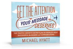 FIND OUT WHAT THE WORLD'S MOST SUCCESSFUL BLOGGERS DO TO DRIVE BIG TRAFFIC How to Leverage Social Media—Plus 8 More Top Growth Secrets http://michaelhyatt.com/drive-big-traffic.html
