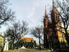 Szent István tér / Saint Stephen's square (Békéscsaba, Békés, Great Plain)