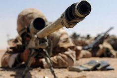British SAS Sniper Saves Boy, Father From Beheading With Half-Mile Shot