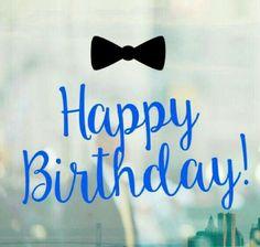 ♡☆ Happy Birthday! ☆♡                                                                                                                                                                                 More