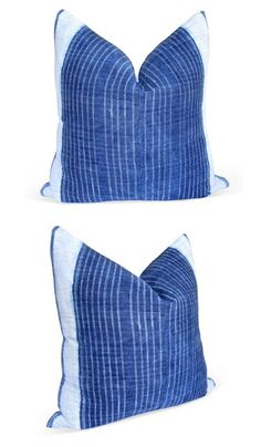 Vintage batik pillows.
