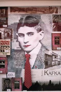 REGBIT1: Franz Kafka considerado um das mais influentes da ...