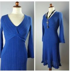 Karen Millen blue lace midi dress NWT Blue Lace Midi Dress, Karen Millen, Lace Wedding, Dresser, High Neck Dress, Tunic Tops, Ebay Clothing, Clothes, Weddings