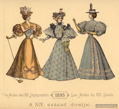 lamodeillustree: 19th century fashion - Part III.