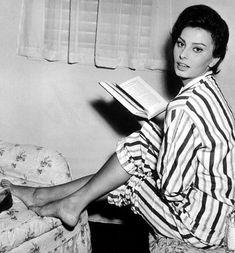 Sophia Loren PJ Inspiration