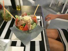 Awesome Food, I like if my salat looks like this :)