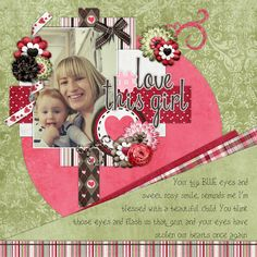 Showers of Love Full Kit by Trixie Scraps