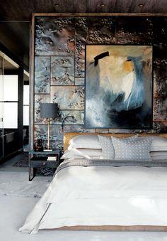 Yatak odası dekorasyonu 5