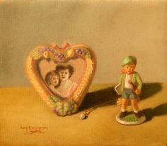 Vintage 2, 10 x 12 inches, oil on canvas