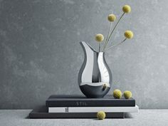 "Ilse Crawford, vase ""Mama"" for Georg Jensen 2015 