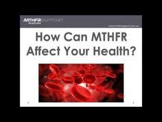 What is MTHFR? - MTHFR Support Australia