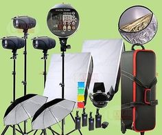 1600W Studio Strobe Flash Lighting KIT 4 x Fan Cooled Light Roller Carrying Case - http://cameras.goshoppins.com/lighting-studio/1600w-studio-strobe-flash-lighting-kit-4-x-fan-cooled-light-roller-carrying-case/